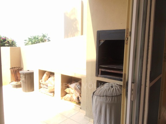 Apartment in Kosmos Village - Patio and braai