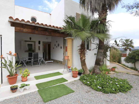 House in Port des Torrent - Nice house with pool and garden in Port des Torrent