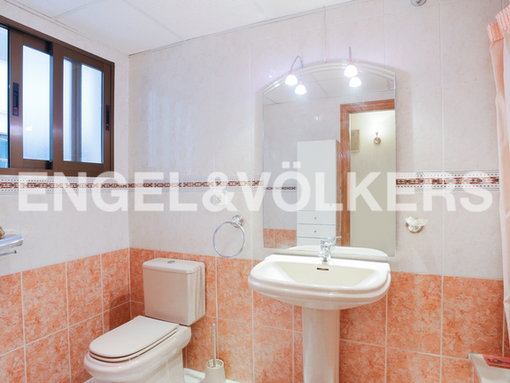 Condominium in Patraix - Ensuite bathroom