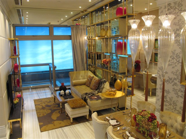Apartment in Olympic Station - The Hermitage 帝峰‧皇殿