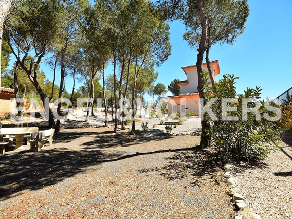 House in Finestrat - Charming villa, in natural environment in Finestrat. Plot