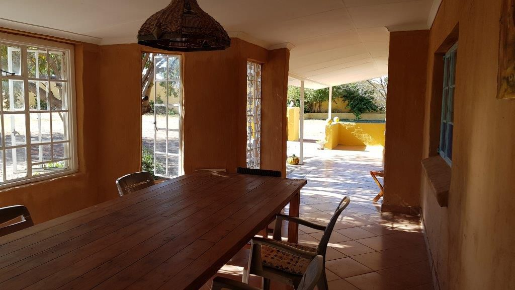 Hotel in Parys - private stoep at guest unit.jpg