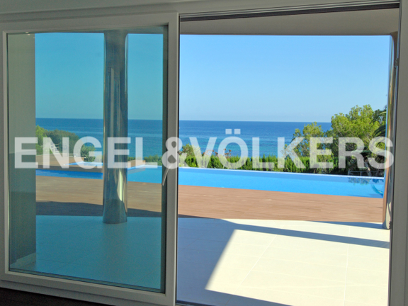 House in Calpe - First Line Luxury Villa in Calpe, views