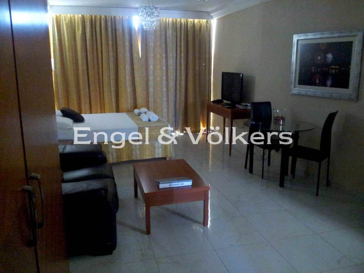 Apartment in Paceville - Apartment, Paceville, Living room