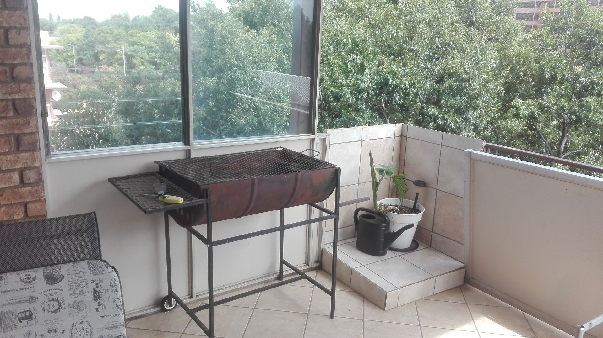 Apartment in Central - Balcony