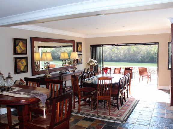 House in Nahoon Valley - Downstairs dining room.JPG