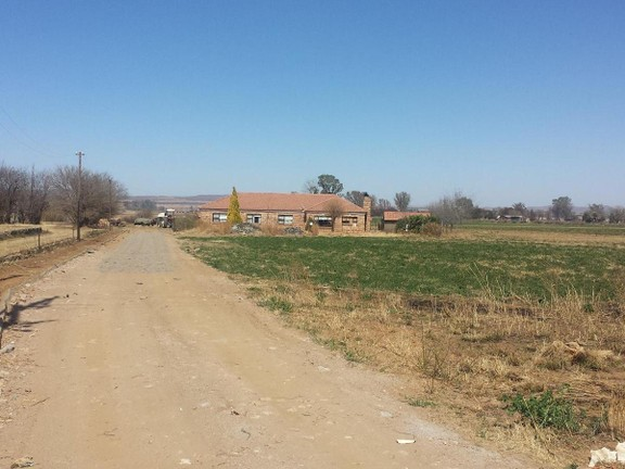 Land in Vyfhoek - Picture 012