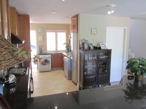 House in Caribbean Beach Club - Kitchen to scullery