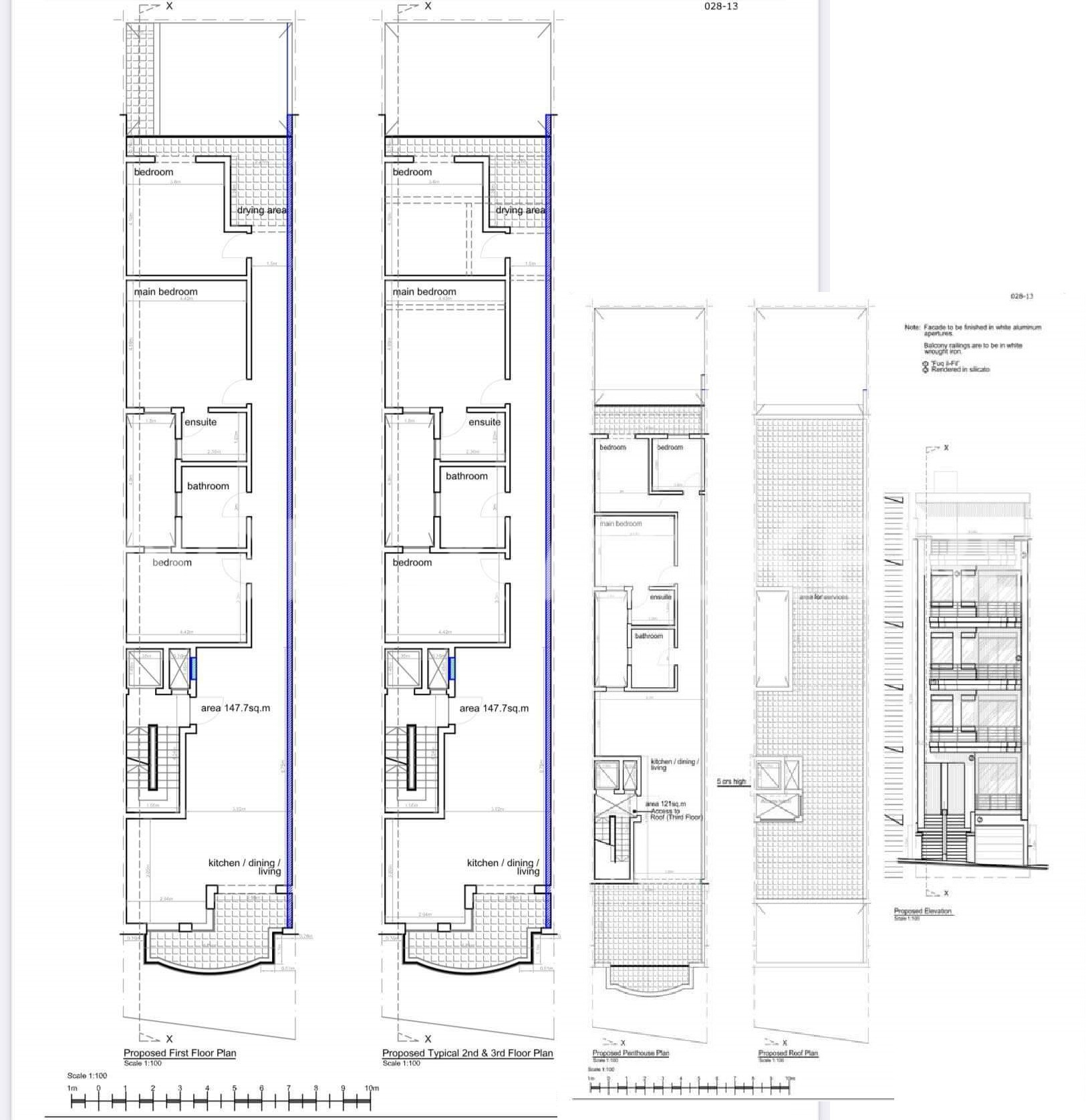 Apartment in St.Pauls Bay - Plan