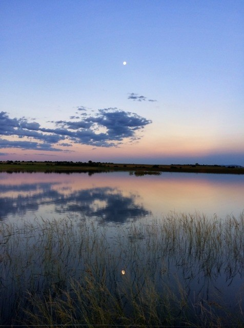 Land in Lekwena Wildlife Estate - Moon View Over The Serengeti Dam