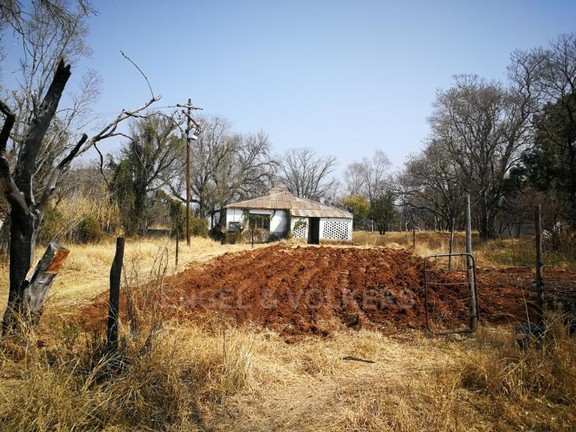Land in Hartbeespoort Dam Area - Third house
