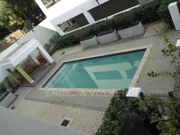 Apartment in Edenburg - Communal pool