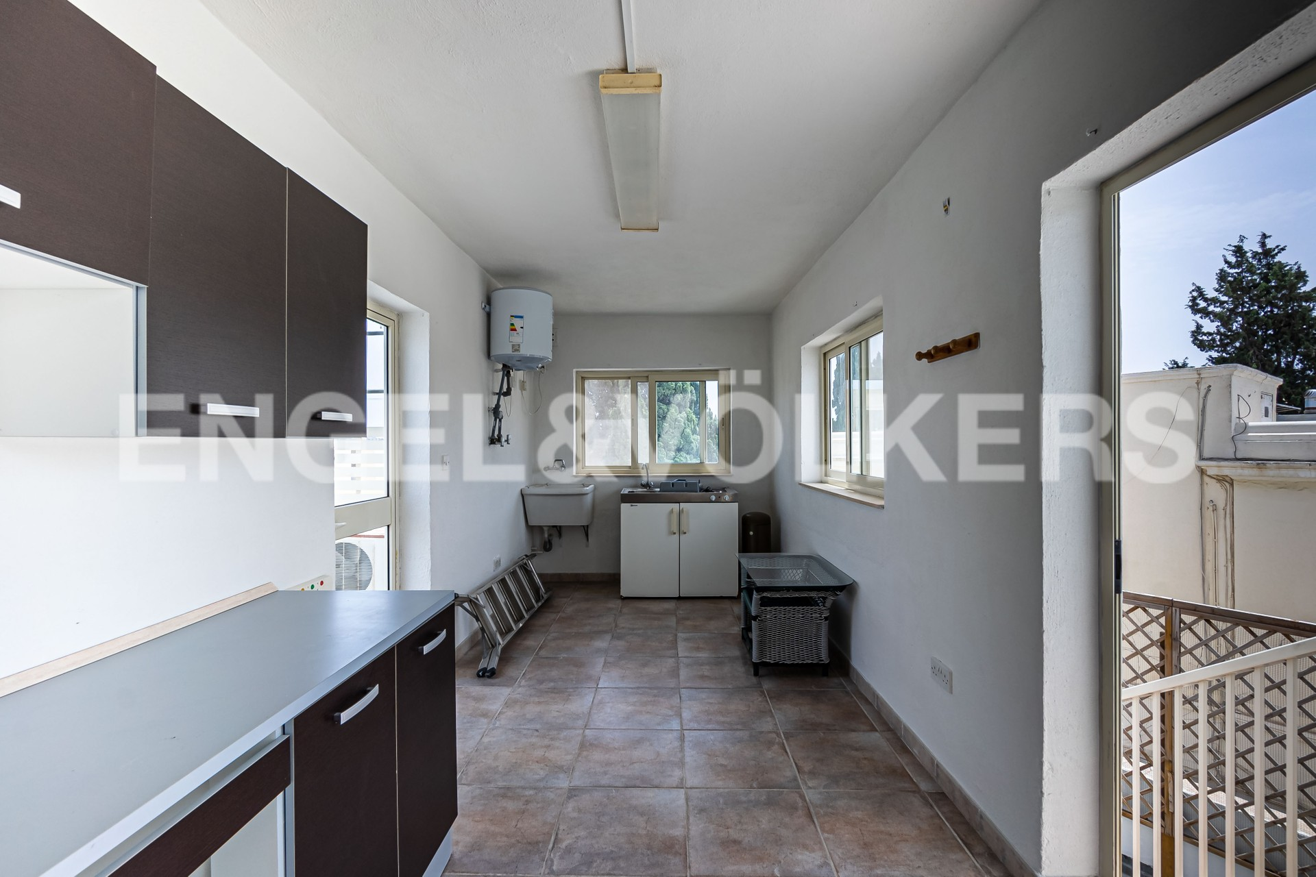 House in Attard - Laundry Room