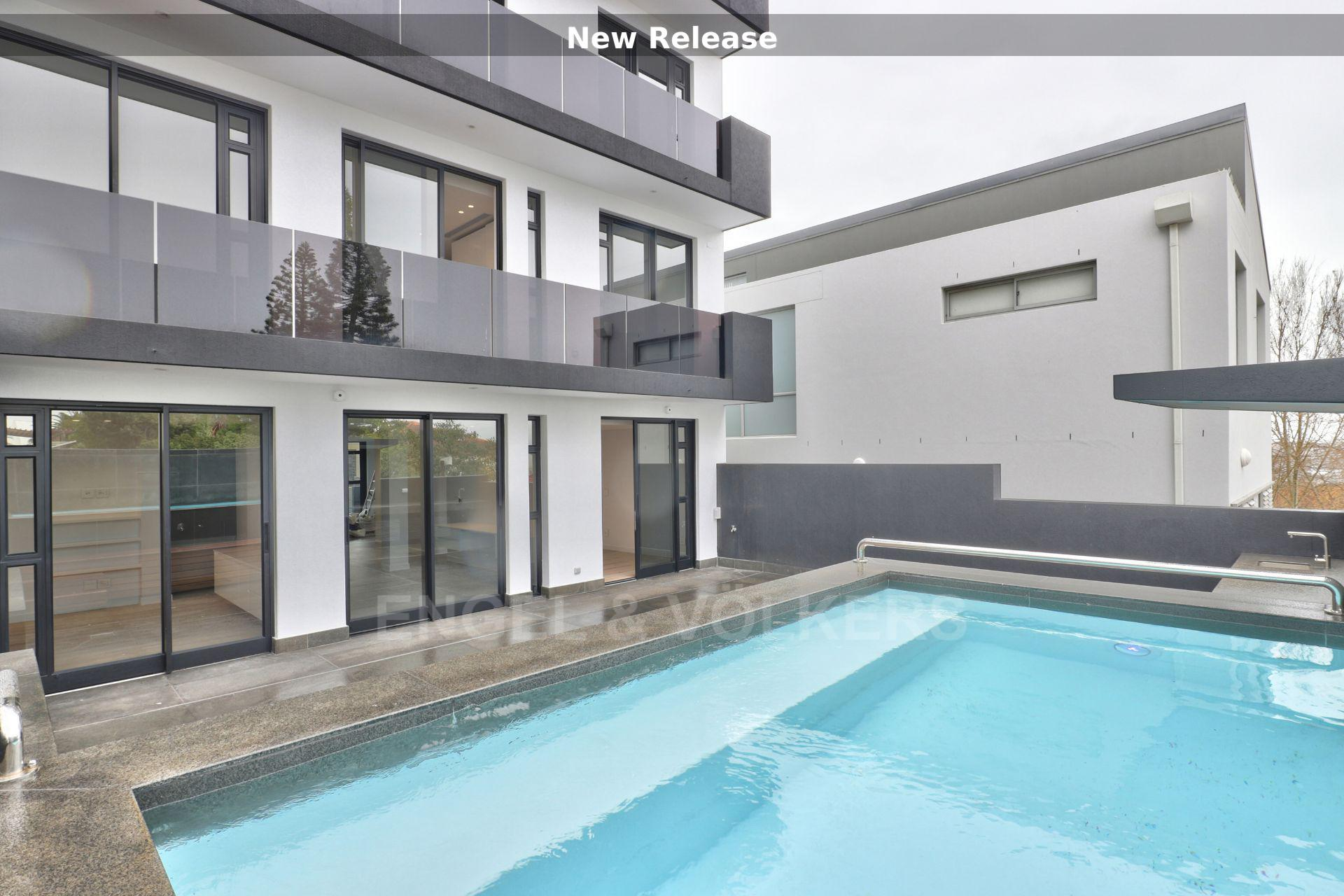 Apartment in Green Point - Pool deck - Exclusive use