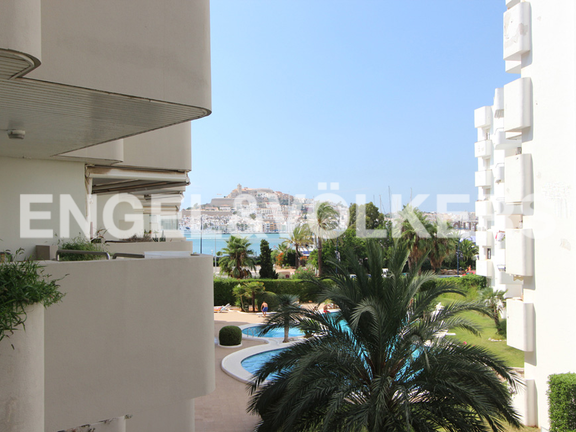 Condominium in Ibiza - Views