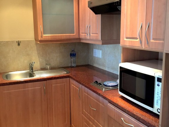 Condominium in Sea Point - Kitchen.
