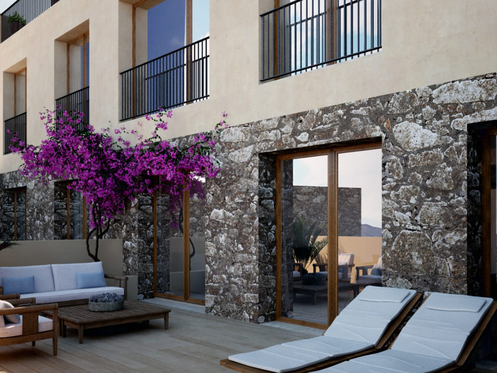 House in Selva - New construction townhouse in Biniamar
