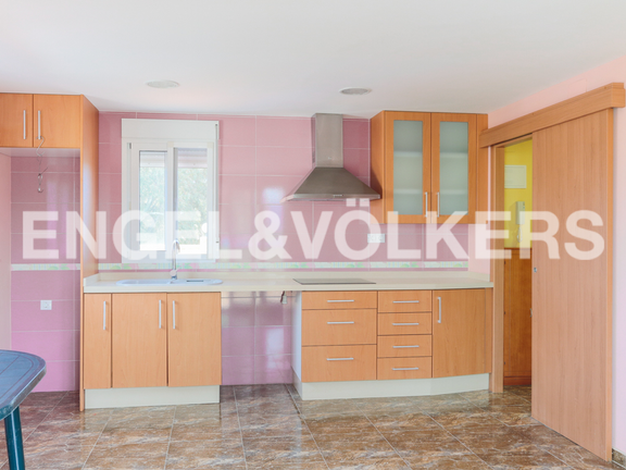 House in Cullera - Kitchen