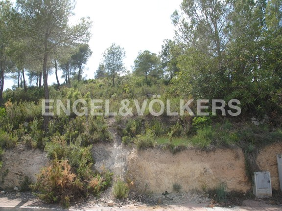 Land in Zona Sant Pere de Ribes