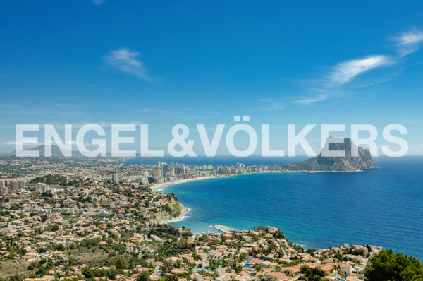 House in Calpe - View