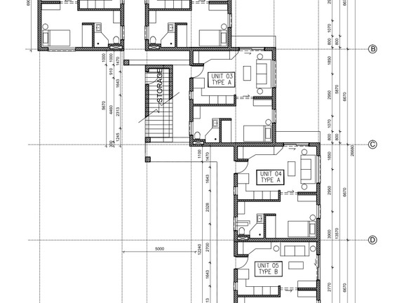 Condominium in Bult - Ground Floor Layout
