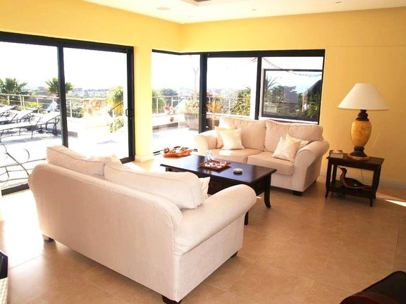 Condominium in Village - Lounge Leading Out To Deck