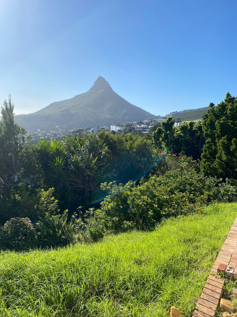 House in Camps Bay - Plot view