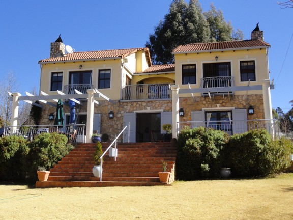 Dullstroom house for sale