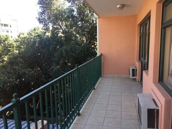 Apartment in Sea Point - BALCONY