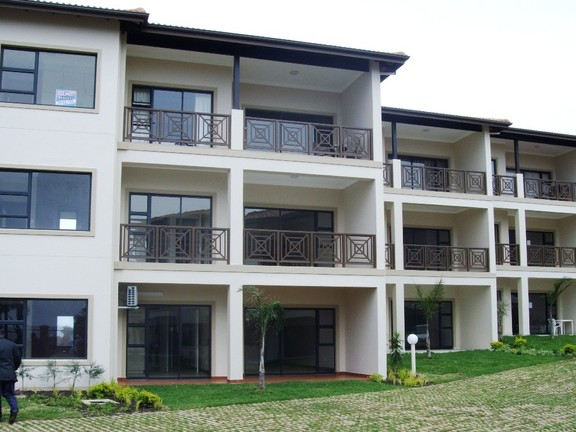 Apartment in Uvongo - 001 Front