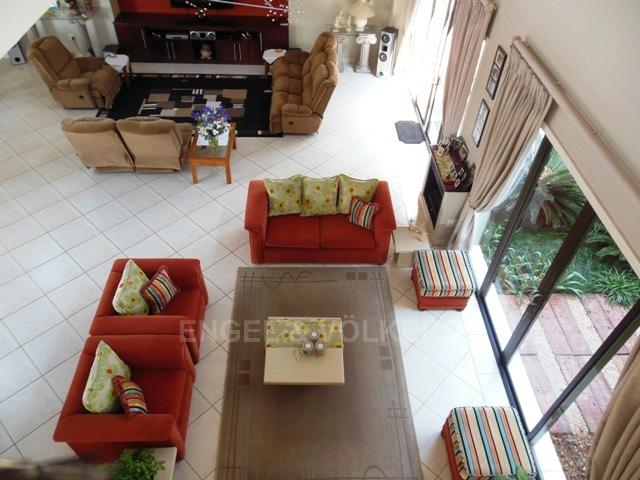 House in Xanadu Eco Park - View from upstairs