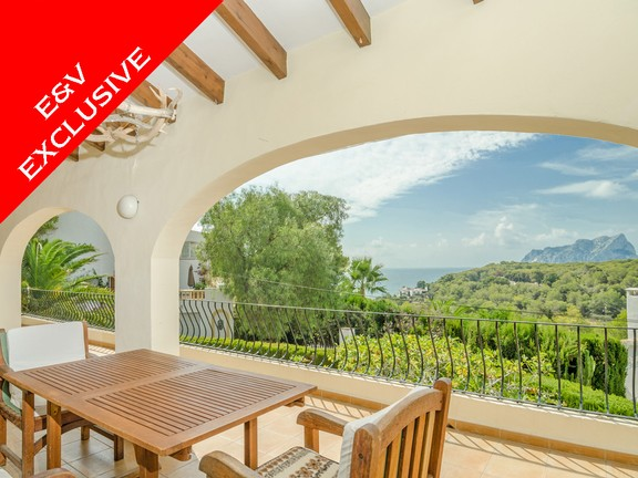 House in Surroundings - Villa in Benissa, Views