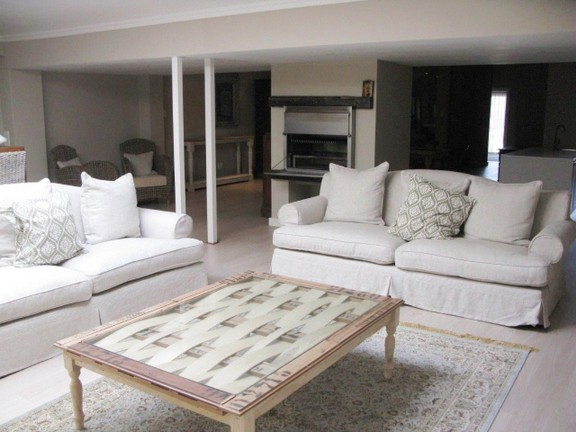 Apartment in Port St Francis - Entertainment Area With Indoor Braai