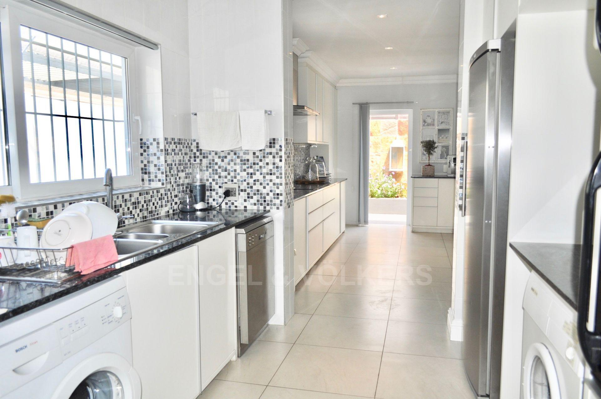 House in Upper Claremont - Kitchen scullery