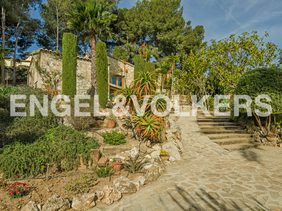 House in Moraira - High Quality Luxury Villa in Moraira, Guest House