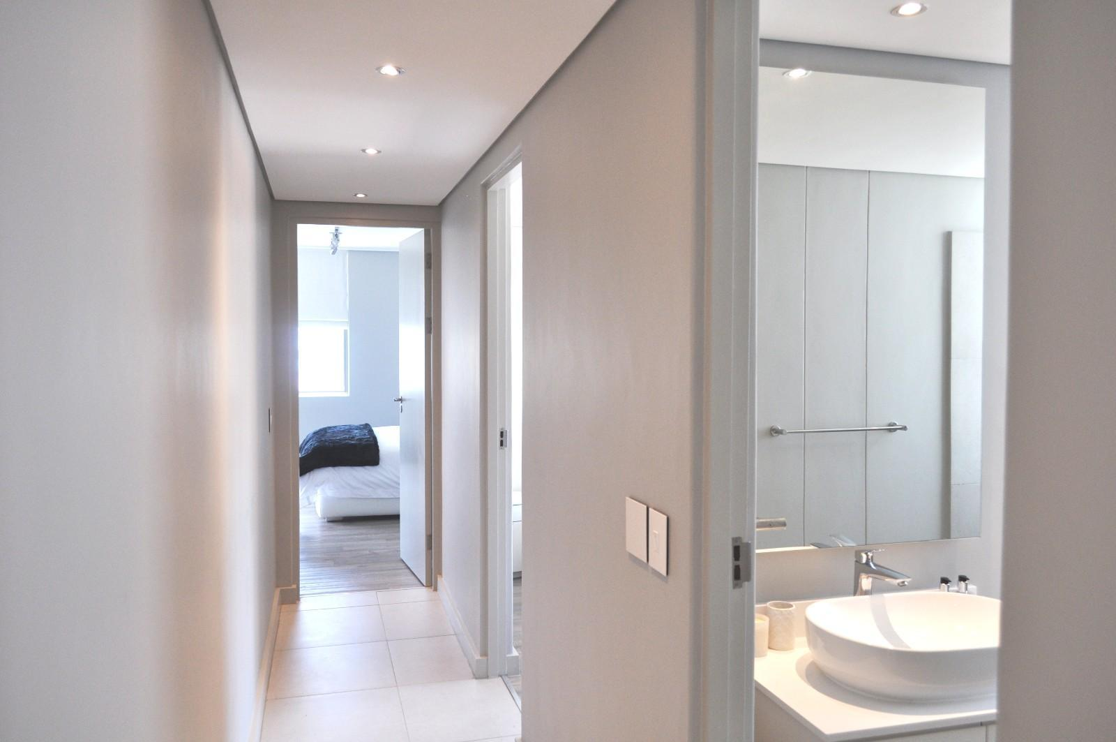 Apartment in Sea Point - Passage way