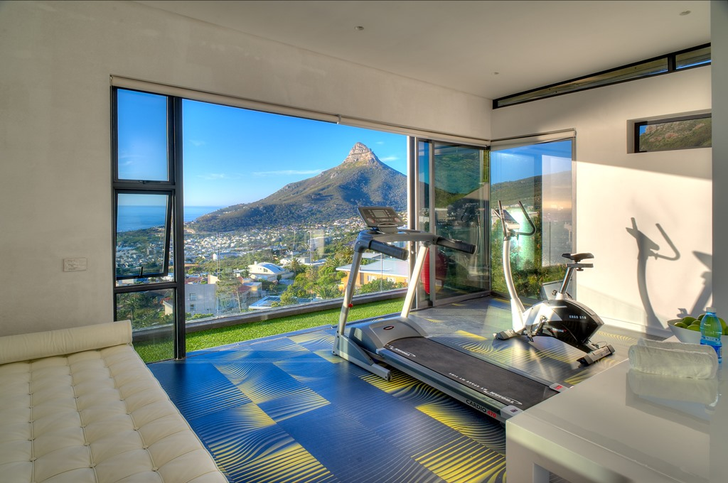 House in Camps Bay - Penthouse gym.jpg