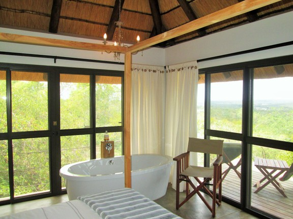 House in Olifants North Game Reserve