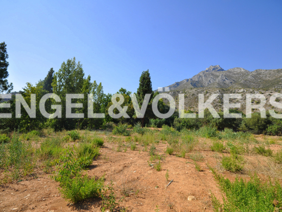 Land in Sierra Blanca - Plot for sale in Los Picos de Nagüeles