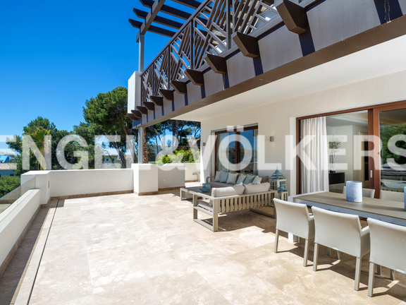 House in Marbella City - Terrace