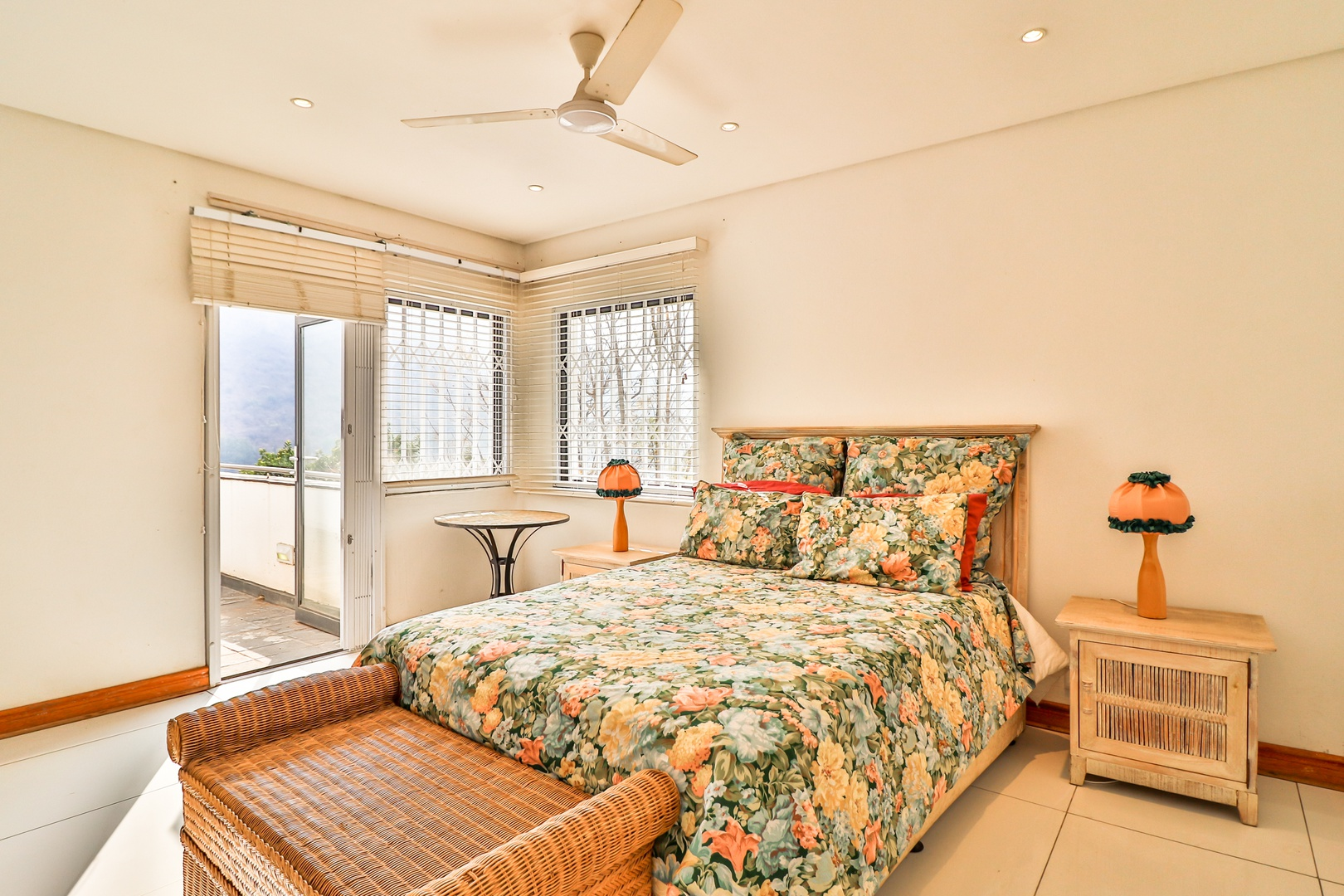House in Kosmos Village - Second bedroom also has a private patio
