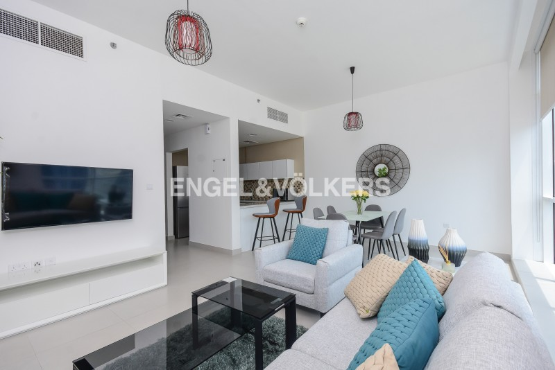 Apartment in Vezul Residence