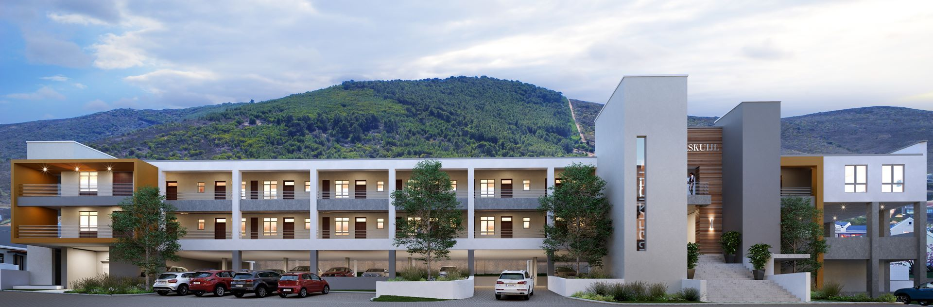 Apartment in Plattekloof