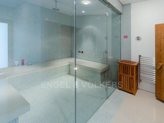 House in Bantry Bay - Steam Room