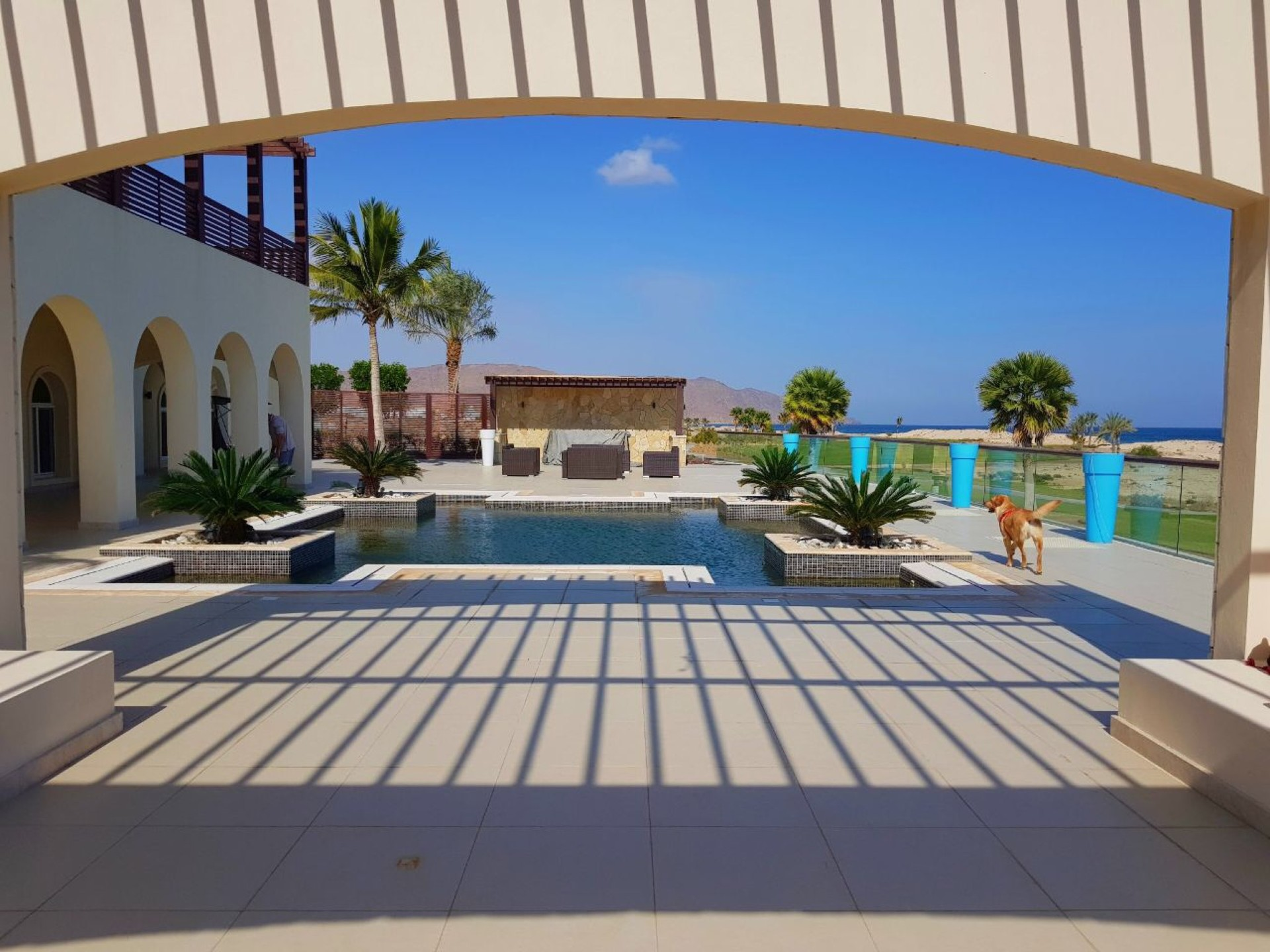 House in Jebel Sifah