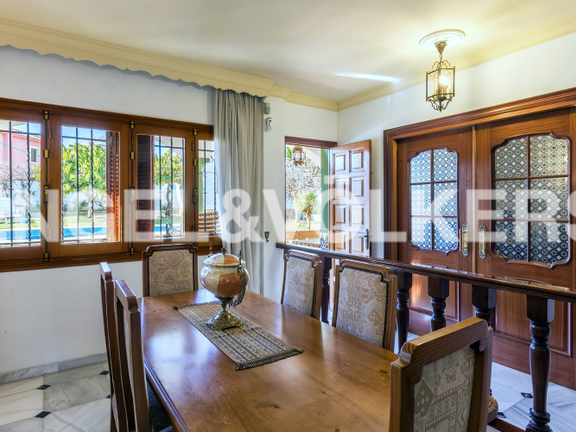 House in Marbella City - Dining Room