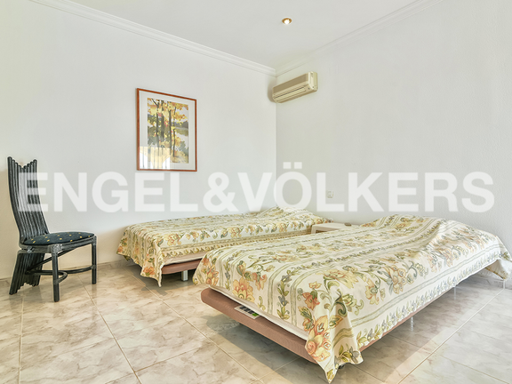 House in Calpe - Bedroom