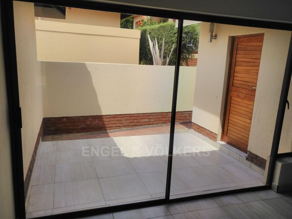 House in Xanadu Eco Park - Private patio