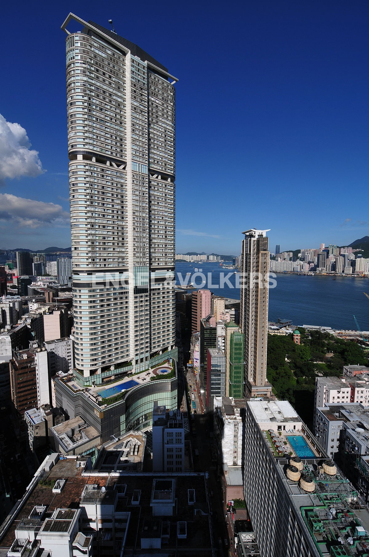 Apartment in Kowloon Station - The Masterpiece 名鑄