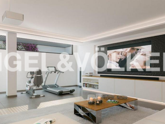 House in Golden Mile - Leisure Room